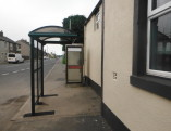 2 Bay Cantilever Bus Shelter (2)