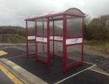 Carmarthenshire Bus Shelter 2