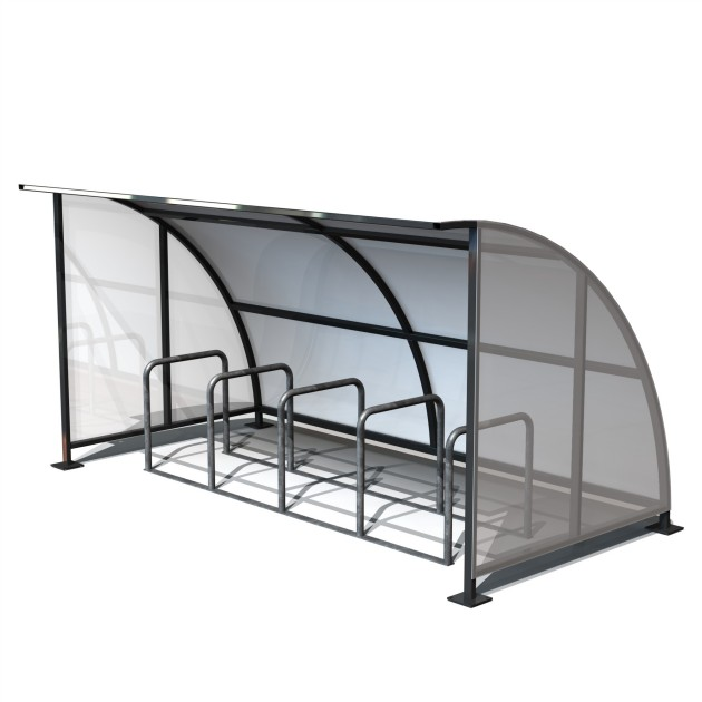 Cycle Shelter Black
